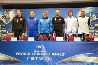 Na véspera da competição, técnicos avaliam as possibilidades de título
