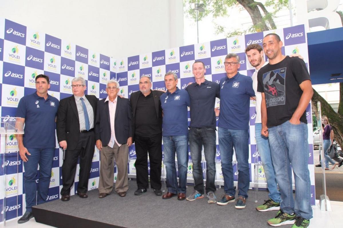 CBV anuncia parceria com a Asics