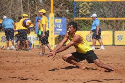 Oitavas de final do torneio masculino terão atletas da casa em Campo Grande
