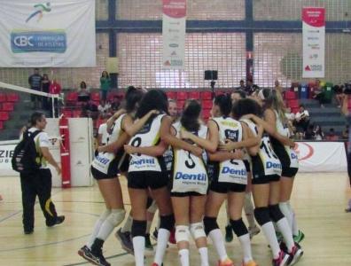 Praia Clube vence Curitibano e é o campeão da primeira edição