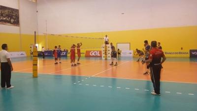 Primeira rodada da primeira e segunda divisões sub-18 tem jogos equilibrados em Saquarema
