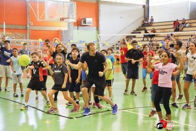 Projeto social do campeão olímpico Ricardinho realiza evento de dia dos pais para mais de 400 pessoas
