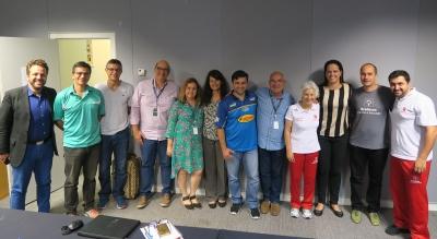 Reunião entre CBV e clubes define regulamento da próxima edição