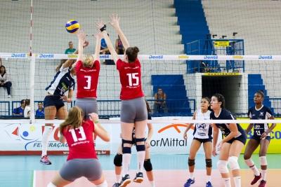 Rio de Janeiro e Santa Catarina decidem título no Sub-17 feminino