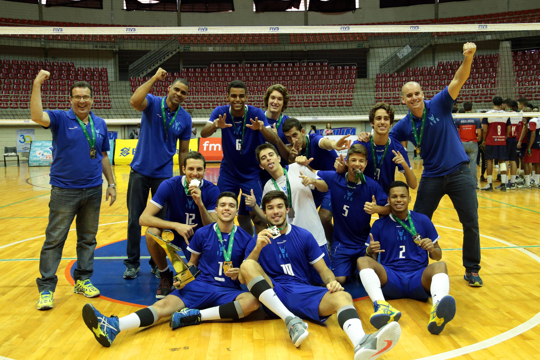 Rio é campeão do Brasileiro de Seleções no sub-18 masculino divisão especial