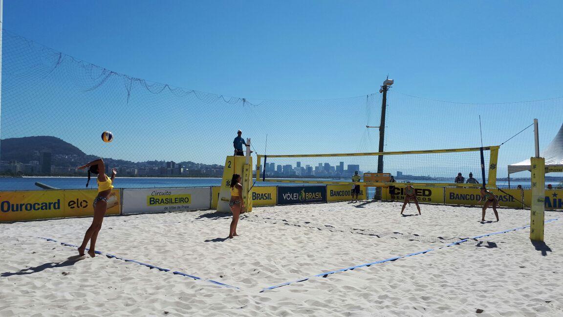 Rio recebe a quarta etapa da temporada