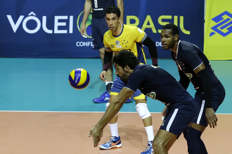 Sada Cruzeiro e EMS Taubaté Funvic abrem a competição