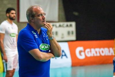Sada Cruzeiro e Vôlei Brasil Kirin se enfrentam na primeira rodada das semifinais