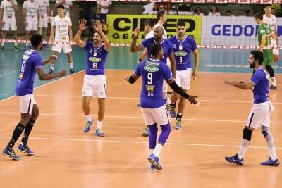 Sada Cruzeiro vence e é o primeiro semifinalista