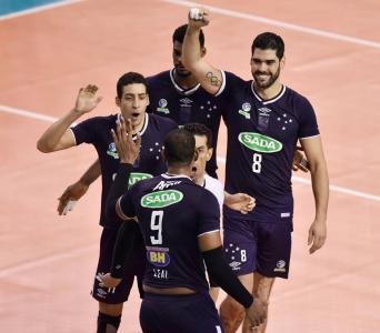 Sada Cruzeiro vence o Lebes/Gedore/Canoas na primeira partida do playoff