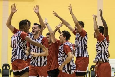 São Paulo vence o Rio de Janeiro e fica com o título