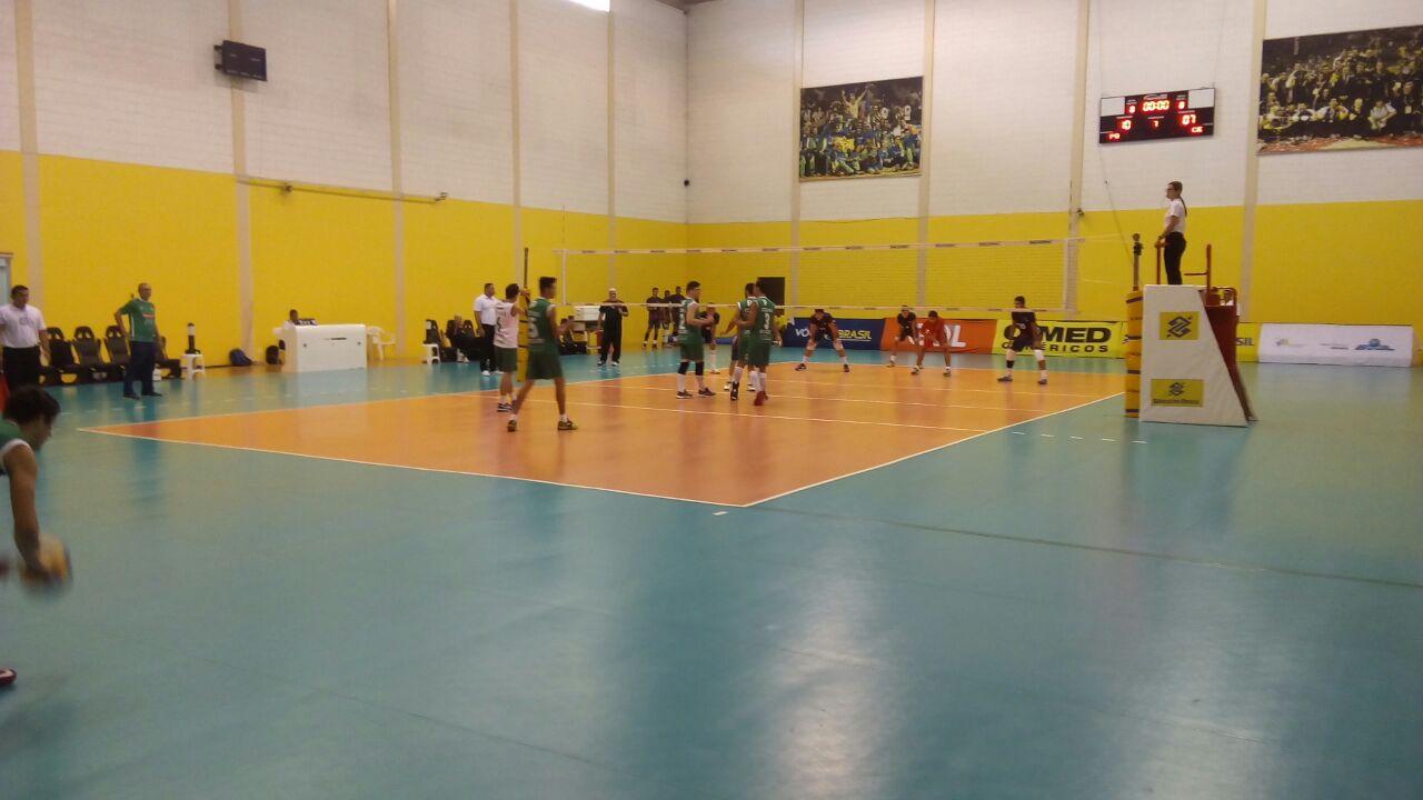 Seis equipes seguem invictas em Saquarema