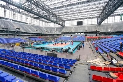 Seleção brasileira faz treinos de adaptação no Estádio Atlético Paranaense