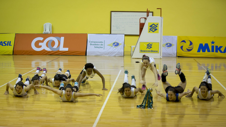 Seleção de Goiás fica com o título