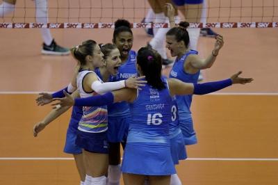 Semifinais agitam a sexta-feira em Osasco e Belo Horizonte
