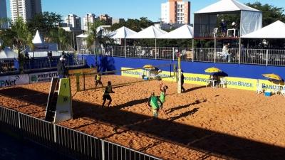Semifinais do torneio masculino e quartas de final do feminino definidas em Bauru