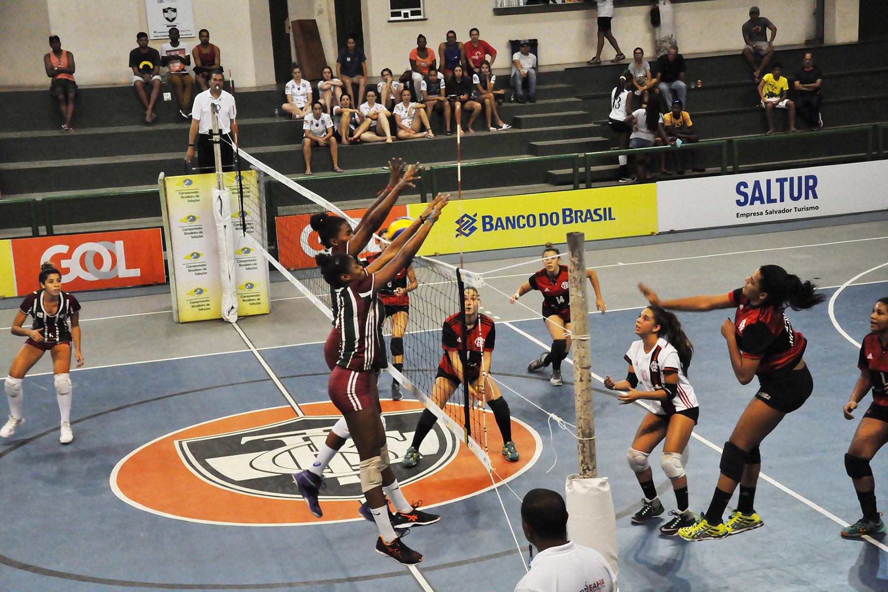 Semifinalistas definidos com cariocas, paulistas e catarinenses
