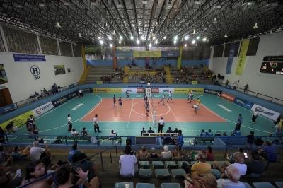 SESC-RJ e Jaó/Universo se encontram em decisão no Rio