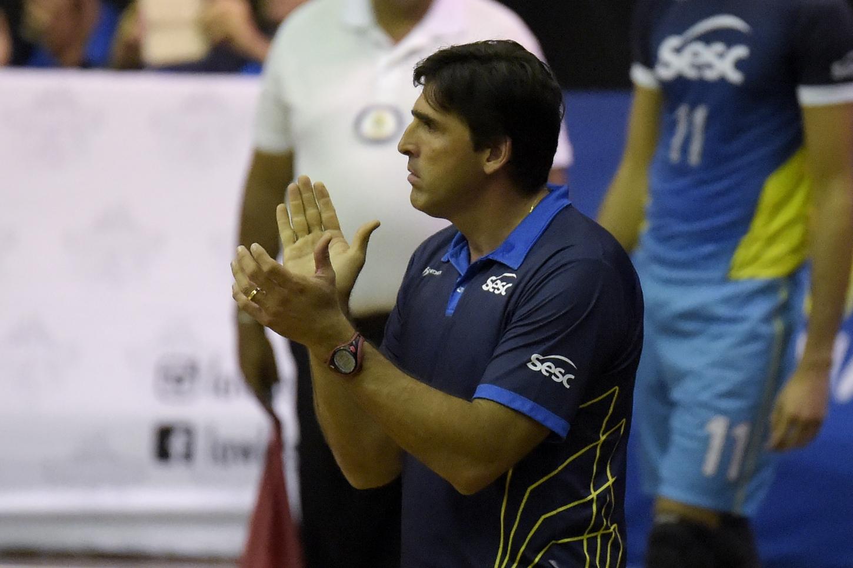SESC-RJ recebe Botafogo no segundo jogo da série semifinal