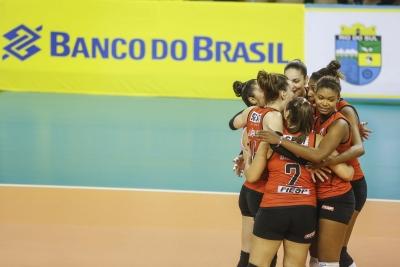 Sesi-SP vence Renata Valinhos/Country e alcança segunda vitória