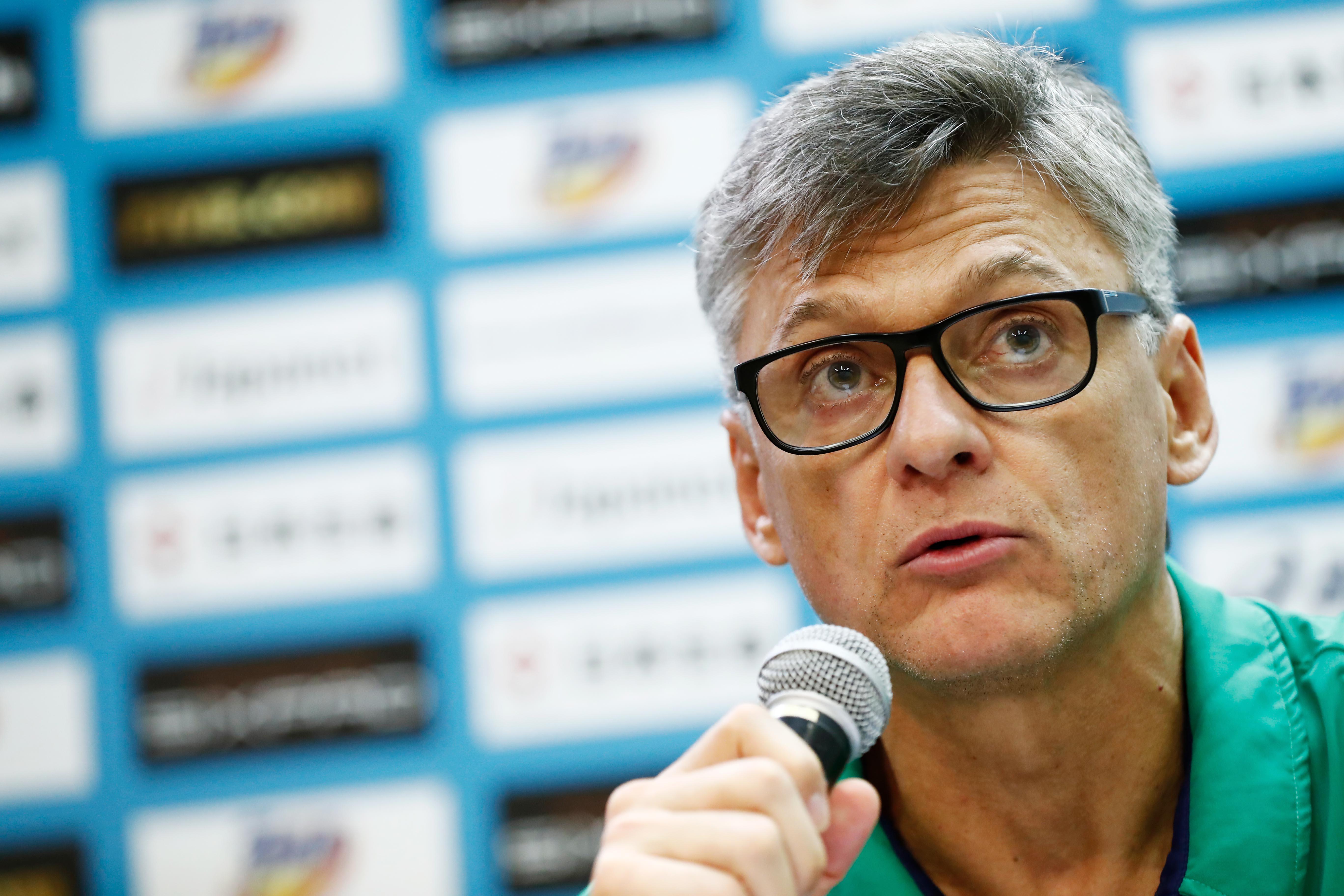 Técnico da seleção masculina, Renan dará palestra em Fortaleza