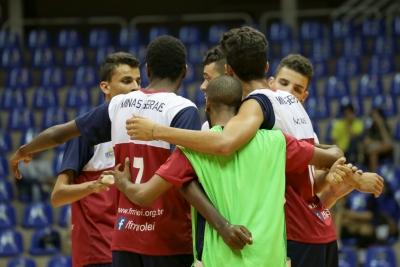 Terceira rodada tem vitórias de Santa Catarina, São Paulo, Rio de Janeiro e Minas Gerais