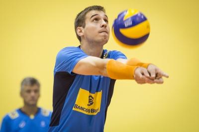 Thales aproveita oportunidade na equipe de Renan Dal Zotto