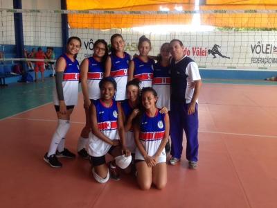 Última rodada da fase classificatória da Copa Escolar de Voleibol acontece neste sábado