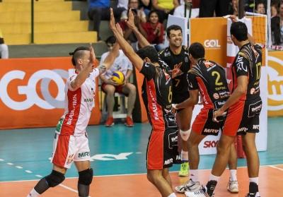 Vôlei Brasil Kirin e Montes Claros Vôlei encerram a segunda rodada