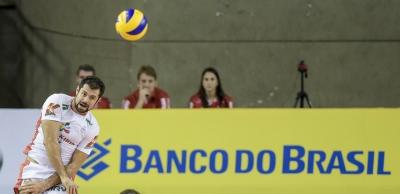 Vôlei Brasil Kirin e Sada Cruzeiro fazem segundo duelo pelas semifinais