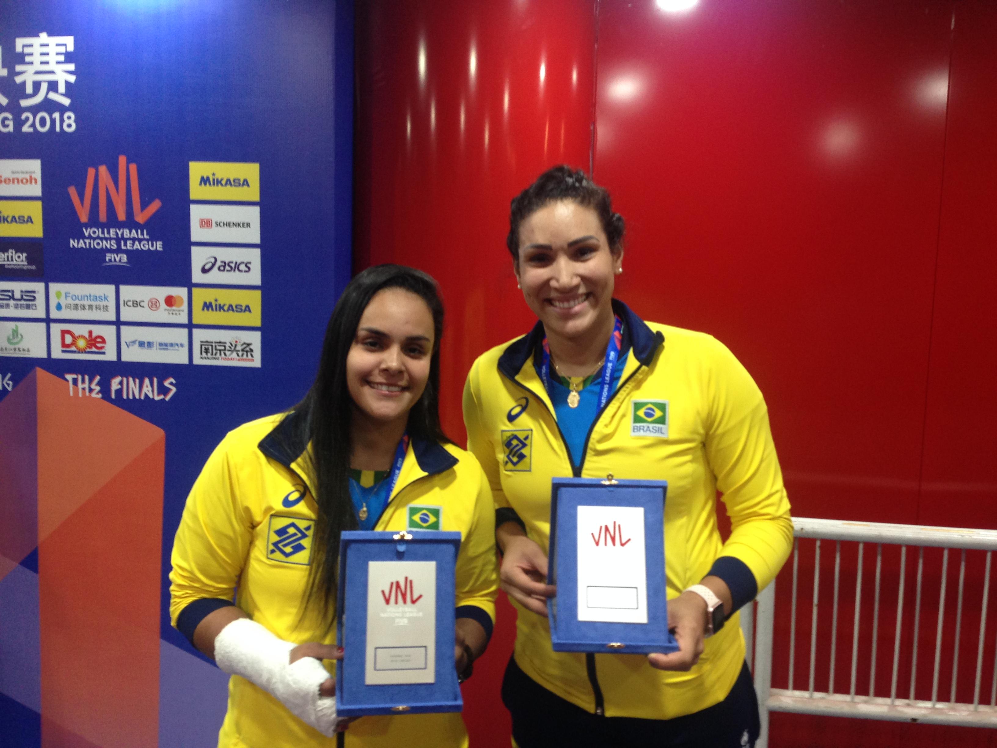 Brasil encerra competição em quarto lugar