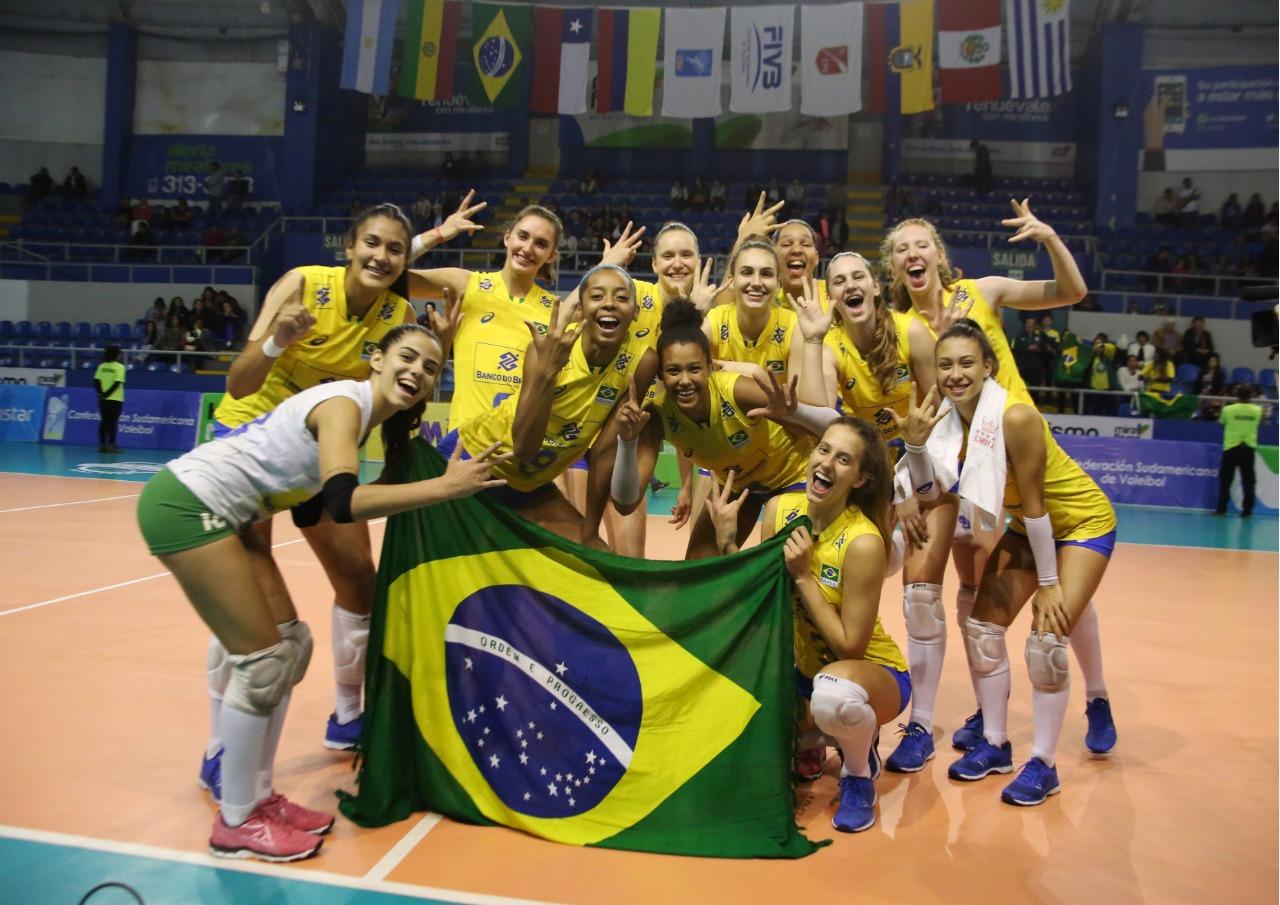 Brasil leva o título após revanche contra a Argentina