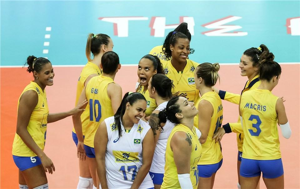 Brasil vence Holanda e está na semifinal