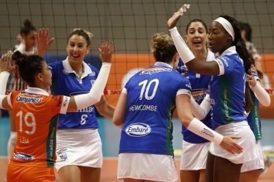 Camponesa/Minas está na semifinal