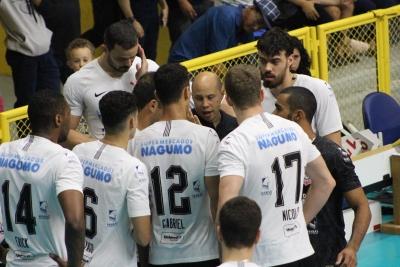 Corinthians-Guarulhos e Sada Cruzeiro fazem jogo antecipado