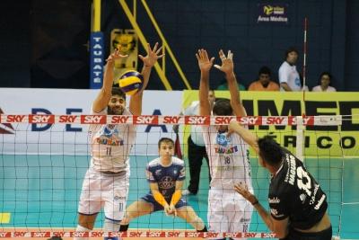 EMS Taubaté Funvic leva a melhor sobre o Corinthians-Guarulhos