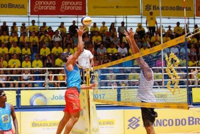 João Pessoa (PB) recebe etapas do Sub-21 e Circuito Brasileiro