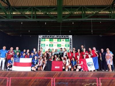 Paraíba leva o título em Rio Branco
