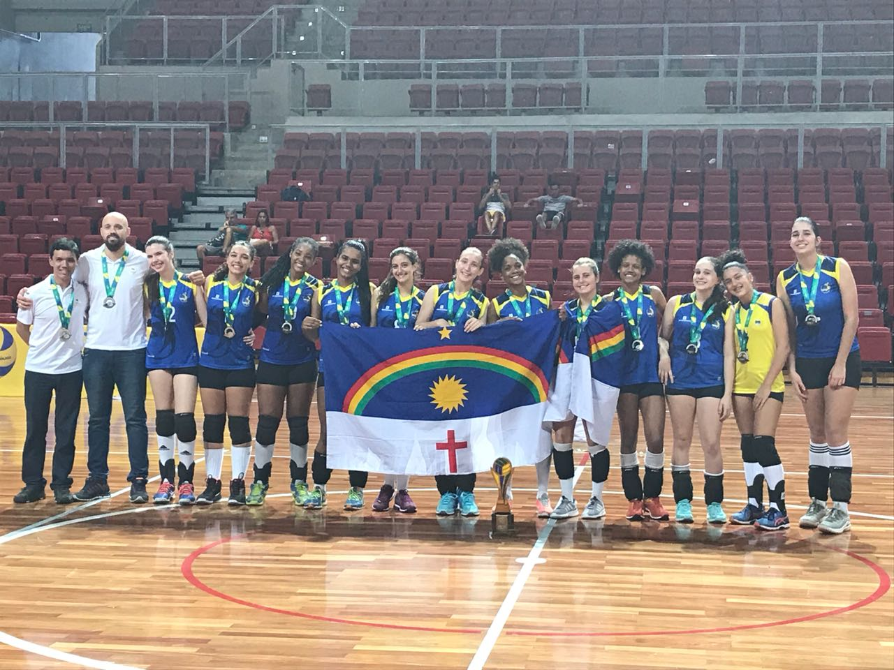 Pernambuco fica com o título em Fortaleza