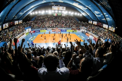 Público enche ginásios por todo o país na Superliga e Superliga B