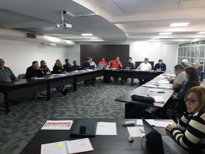 Reunião define regulamento, tabela e apresenta novidades da próxima edição