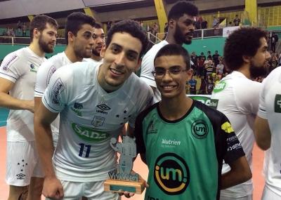 Sada Cruzeiro vence em Itapetininga e conquista primeiro resultado positivo