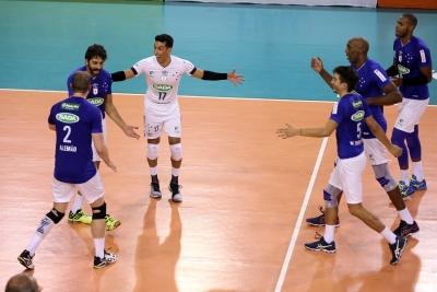 Sada Cruzeiro vence na abertura da rodada
