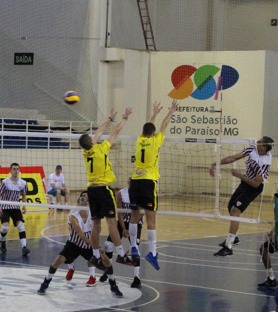 São Paulo e Rio de Janeiro garantem vaga antecipada na semifinal