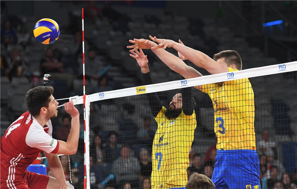 Seleção brasileira bate a Polônia