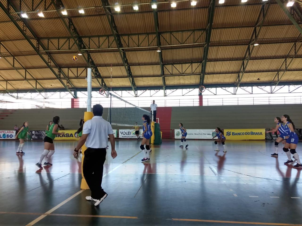 Semifinalistas definidos em Rio Branco