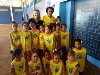 40 crianças do programa participam da final da Superliga Masculina 2014/15