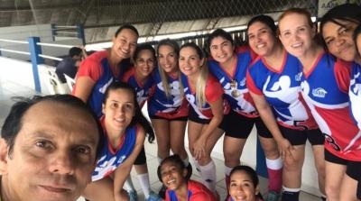 AABB conquista o Maranhense de Voleibol Feminino