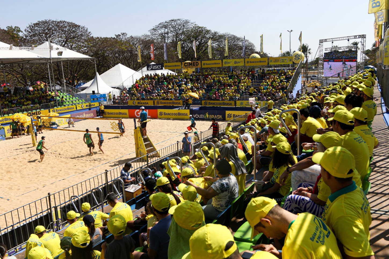 Aberto credenciamento de imprensa à etapa de Cuiabá (MT)