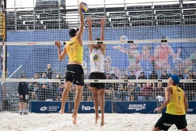 André/George vence o country quota e participação brasileira em Ostrava é definida